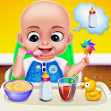 Sweet Baby Care & Dress up Games icon