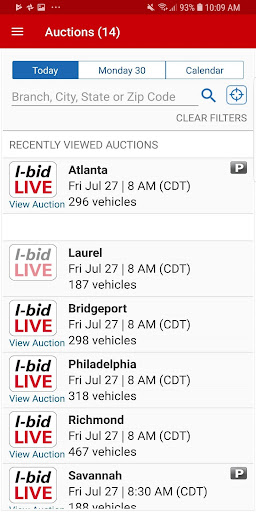 IAA Buyer Salvage Auctions  screenshots 3