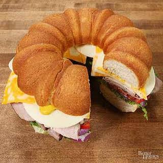 Roast Beef Cold Cuts Sandwich Recipes.