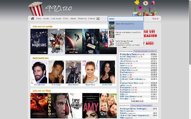 Online movies ad remover
