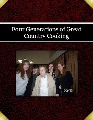 Four Generations of Great Country Cooking