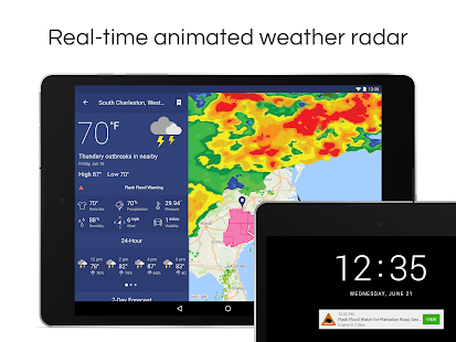 NOAA Weather Radar & Alerts- screenshot thumbnail
