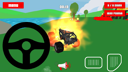 Baby Monster Truck Game – Cars 1.1 screenshot 11919