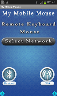 My Mobile Mouse - náhled