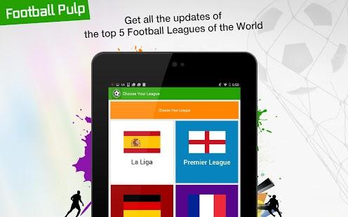 Football Pulp – Live It All! Screenshot 5