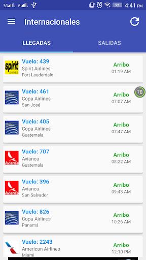 Flights EAAI Nicaragua