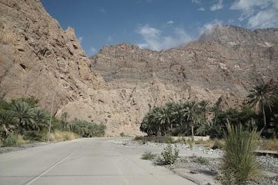Bei Al Far im Wadi Awf