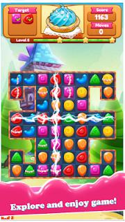 Candy Jelly Blast screenshot 01