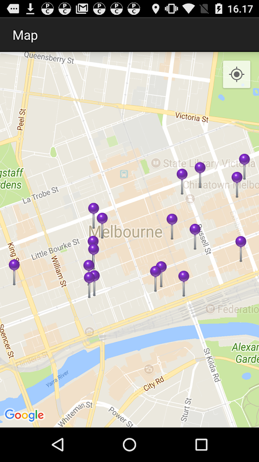 Melbourne's Bars and Pubs 2018- screenshot