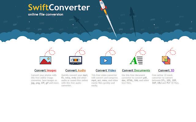 SwiftConverter | Free File Converter
