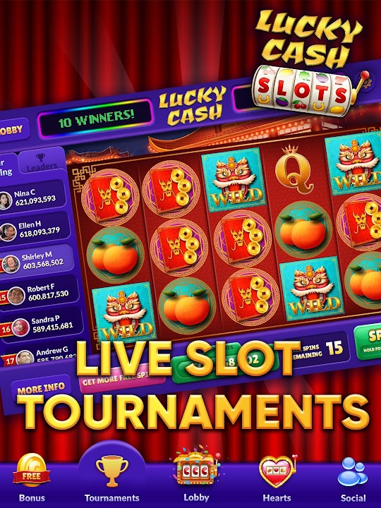Download Lucky Cash Slots Win Real Money Prizes Free For Android