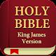 King James Bible (KJV) - Free Bible Verses + Audio apk