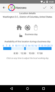 Horzono time zones world clock android apps on google play horzono time zones world clock screenshot thumbnail sciox Images