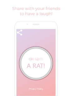 Download Oh S***, A Rat! - Meme Button For PC Windows and Mac apk screenshot 2