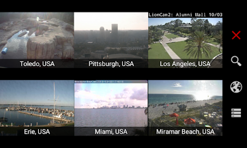 Earth Online: Live Webcams Pro v1.0.0