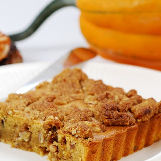 A Fall Breakfast Cake