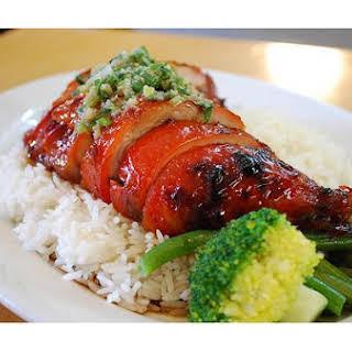 Chinese Bbq Chicken.