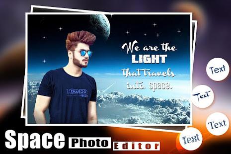 Download Space Photo Editor - Galaxy Photo Editor 2020 For PC Windows and Mac apk screenshot 4