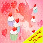 Cupcake Theme  GO Launcher EX icon