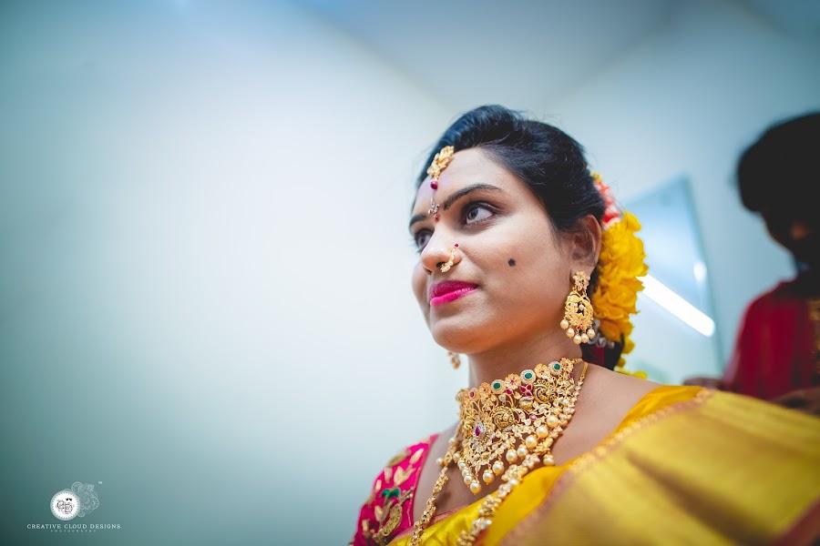 Wedding photographer Ajaykrishna Remala (Creativecloud). Photo of 15.04.2019