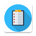 Daily Notes - Simple Clean Note Taking App icon
