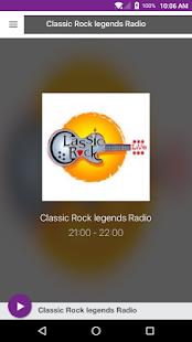 Classic Rock legends Radio - náhled