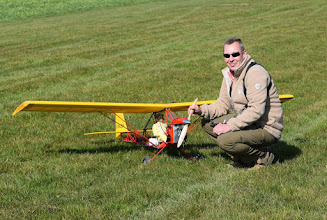 Photo: 1:3,5 Airbike  Clemens Klingen  Germany Ein tolles Projekt, das aber auch einen entsprechenden Modell-Piloten benötigt.