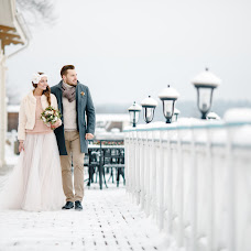Wedding photographer Nikolay Abramov (wedding). Photo of 14.01.2018