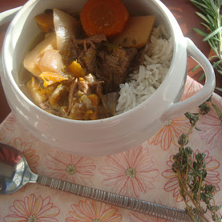 Slow Cooker Sunday! Welsh Cawl