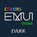 Colors Dark Theme for Huawei icon