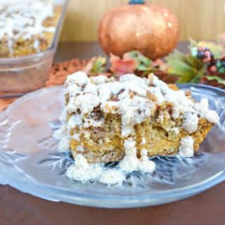 Pumpkin Oatmeal Spice Cake