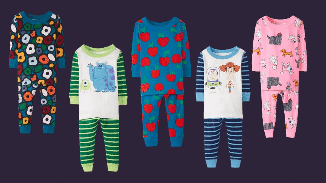 Hanna Andersson jammies for Christmas kindergarteners