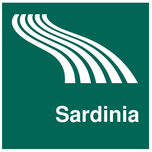 Sardinia Map offline