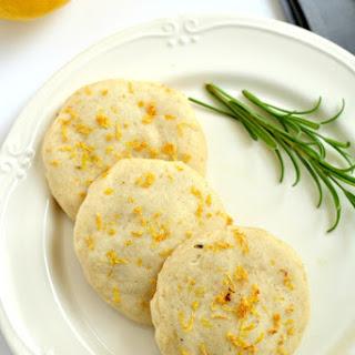 Lemon Lavender Cookies.