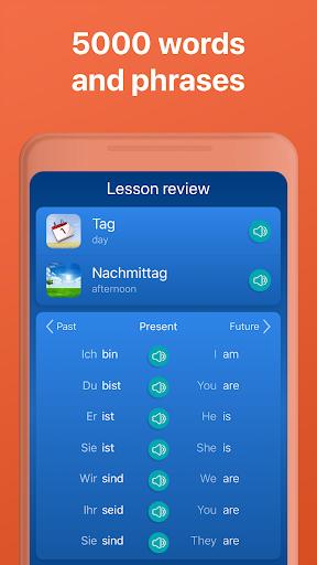 Learn German. Speak German screenshot 6