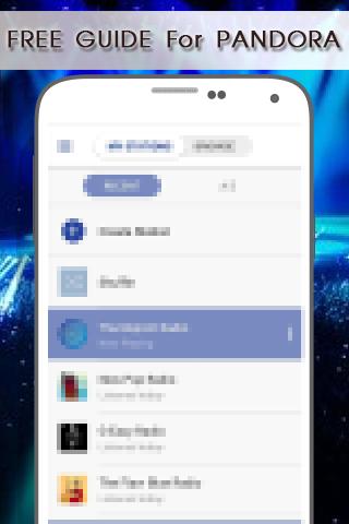 玩免費書籍APP|下載Free Pandora Music Radio Guide app不用錢|硬是要APP