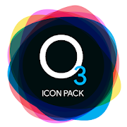 O3 Free Icon Pack - Square UI