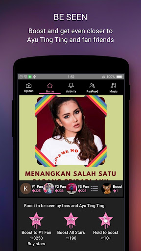 Ayu Ting Ting Official App 1.9422.0001 screenshots 2