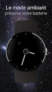 Satellites Watch Face Capture d'écran