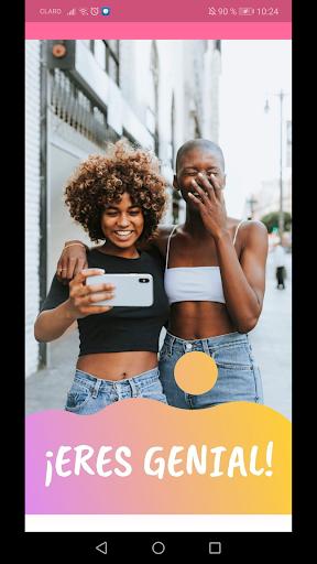 peinados afro y rizos 2020 screenshot 1