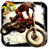 Motocross Rider Xtreme