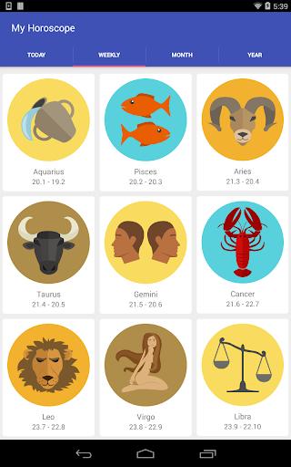 玩免費娛樂APP|下載My Horoscope app不用錢|硬是要APP