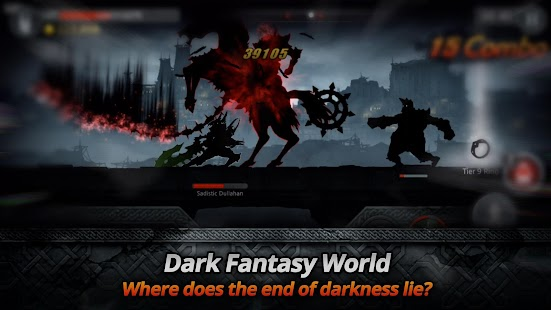 Dark Sword- screenshot thumbnail