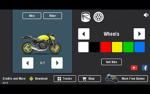 Moto Wheelie 0.3.2 Screenshots 3
