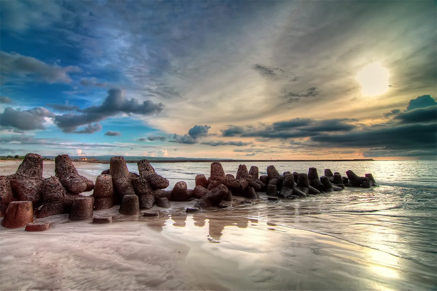 by Cahya Wisantika - Landscapes Beaches