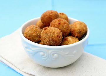 Spicy Sauerkraut Balls Recipe