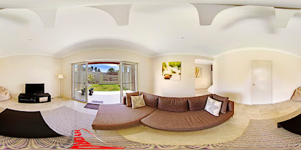 Photo: Beach House 2 - Downstairs  Rumpus Room/Patio/Garden www.escapeatnobbys.com.au