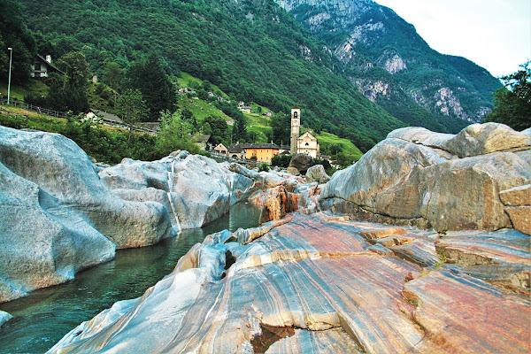 Valle Verzasca in Svizzera di Alessio Zampetti