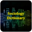 Sociology Term Dictionary icon