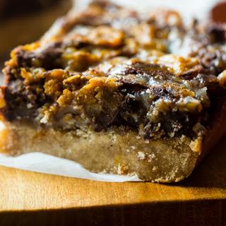 Pumpkin Spice Magic Cookie Bars [Vegan, Gluten-Free]